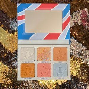 Jeffree Star Cosmetics Brainfreeze Pallet